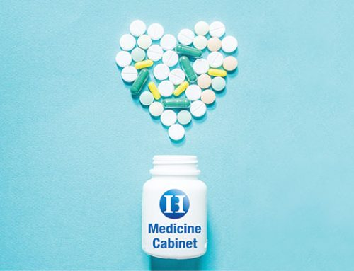 Introducing our new Medicine Cabinet