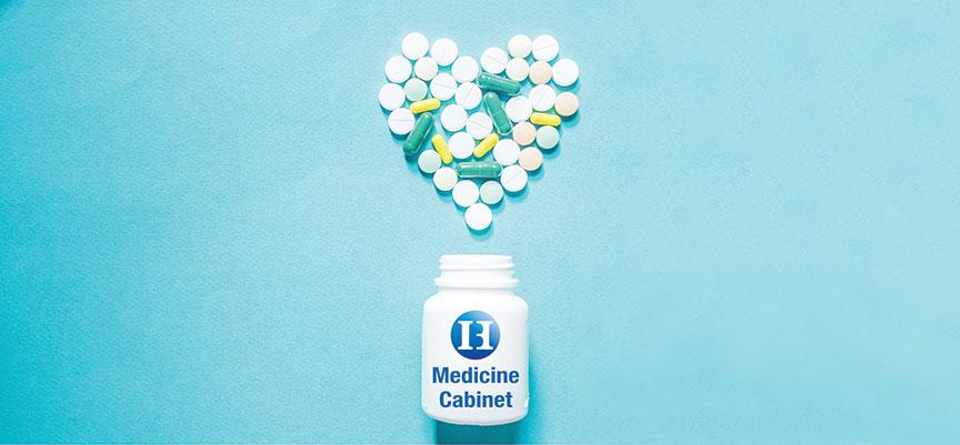 Ohio Health Benefits Medicine Cabinet