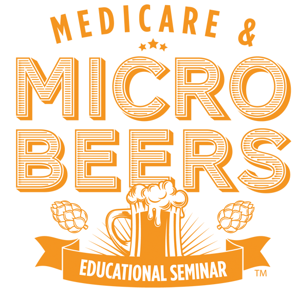 Medicare & Microbeers logo is trademarked