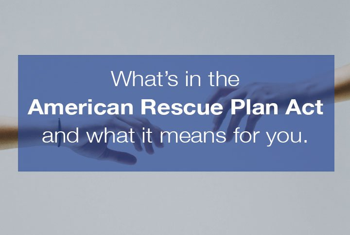 American Rescue Plan Act (ARPA)
