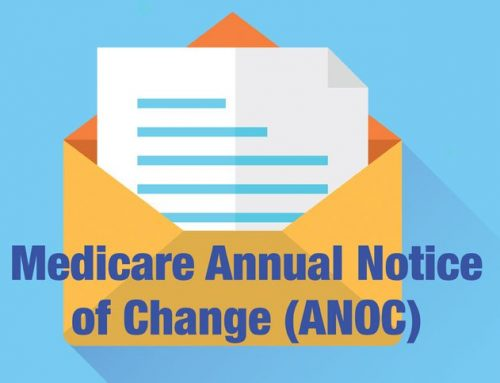 Medicare Annual Notice of Change (ANOC)